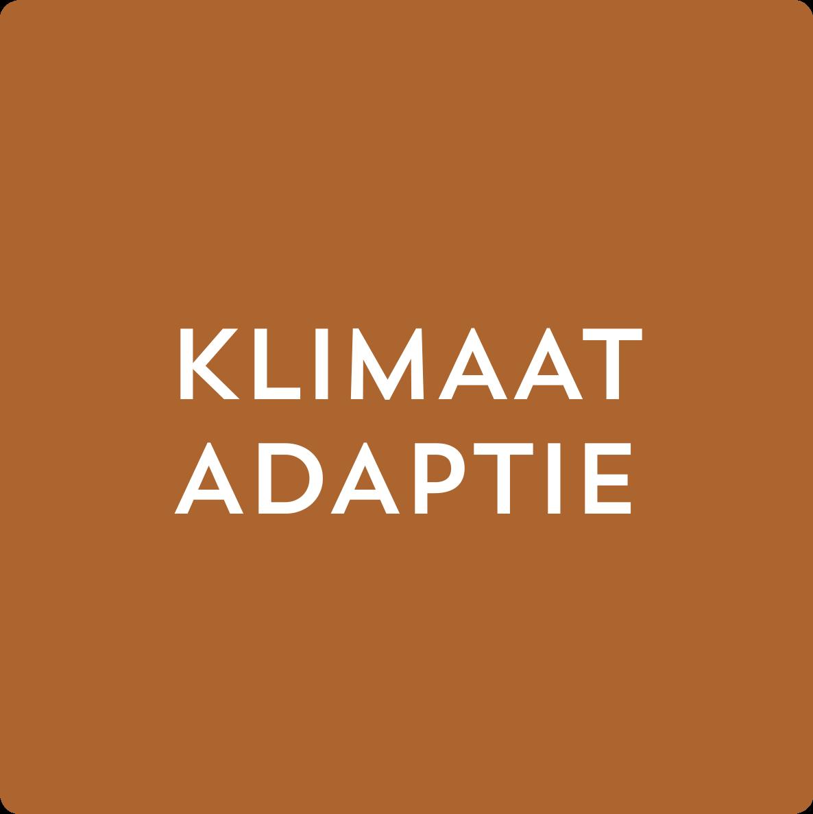 klimaatadaptie
